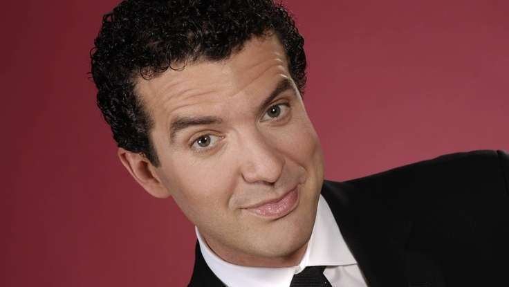 Celebrity Speaker Rick Mercer Rants about Ranting in <em>Maclean's</em>